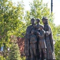 Памятник родителям Сергия Радонежского :: marmorozov Морозова