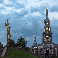 Свято-Николаевский Кафедральный собор г. Днепродзержинск :: Геннадий Беляков