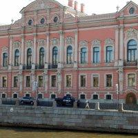 Розовый дом :: Виктор Орлов