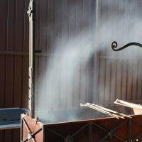 Ветер управляет дымом :: Артем Бардюжа