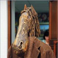 Портрет лошади. :: Роланд Дубровский