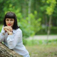 В березовой роще :: Ясения Вальковская