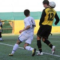 Новый способ ведения мяча :: Вячеслав