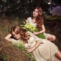 Женечка и Алиса :: OLLSMOVE studio