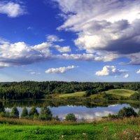 Озеро :: Альберт Сархатов