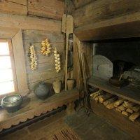 Быт крестьянского дома :: Nikolay Monahov