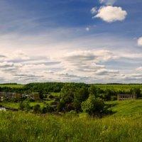 Панорама родного села :: Андрей Мирошниченко