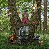 У Волшебного дерева... :: Вячеслав Орлов