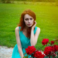 Прекрасный цветок :: Sandra Snow