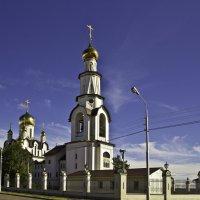 Свято-Никальский храм. г.Сургут :: Николай