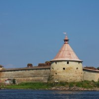 Крепость Орешек :: валерия