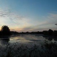Закат на природе :: Анастасия Ляхина