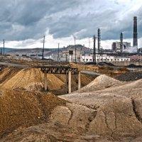 Экологический Апокалипсис Карабаша :: Александр Букин