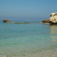 Утро на  Средиземном море. :: Жанна Викторовна