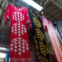 На арабском рынке Иерусалима. :: Алла Шапошникова