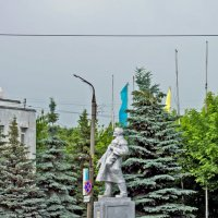 Ленин в елях :: Ольга Маркова