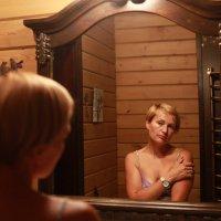 Мама и отражение :: Артем Бардюжа