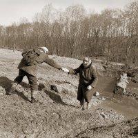 Мужская рука :: Валерий Талашов