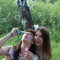 пузыри любимые :: Алёна Бартужис