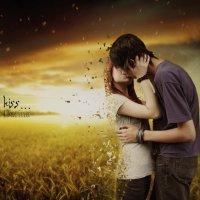 Last kiss... :: Дарина Колода