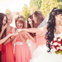 Подружки невесты :: Алёна Шевкомудь