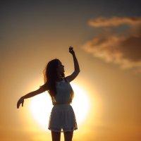 Прикоснуться к небу :: Валерий Худушин