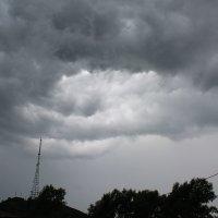 ....тучи..дождь...Биробиджан.. :: NюRа;-) Ковылина