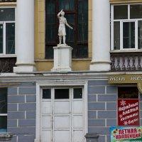 Костромские контрасты :: Михаил Антонов