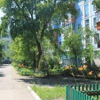 На квартале АБ. :: Олег Афанасьевич Сергеев