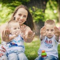 симпатичное семейство :: Анна Ефимова