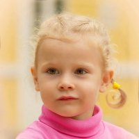 Внучка Даша.... :: Tatiana Markova