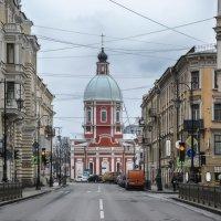 Санкт-Петербург. ул. Пестеля :: Владимир Горубин
