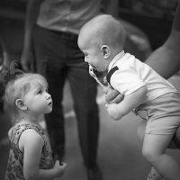 Детские мысли... :: Olga Moskvitina