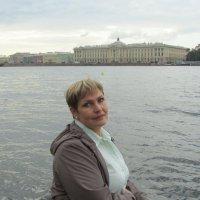 Набережная Невы :: Татьяна Ларионова