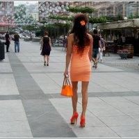Я гляжу ей вслед... :: Юрий Муханов
