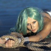 Дочь Нептуна :: Larianna Holm