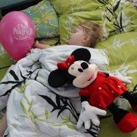 моя доченька спит :: Таша Строгая