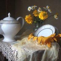 Этюд с золотыми шарами :: lady-viola2014 -