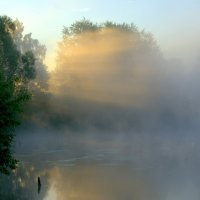 Краски тумана. :: Андрей Русинов