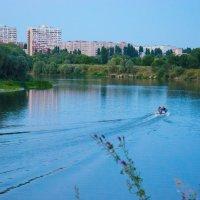 Город на Дону. :: Виктор Малород