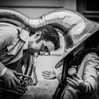 Погружение  в музыку. :: Дарья Даркина