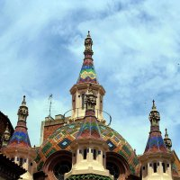 Льорет де мар (Каталония). Храм :: Алла Захарова