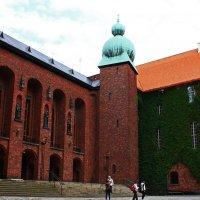 Двор Городской Ратуши.(Стокгольм) :: Александр Лейкум