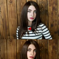 просто ретушь фото2 :: Veronika G