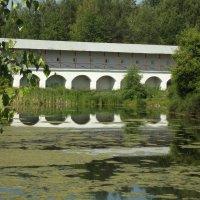 Сырково озеро в монастыре :: Сергей Кочнев