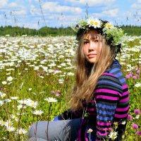 На лугу :: Алтай Сейтмагзимов