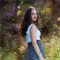 В лесу :: Олеся Гордей