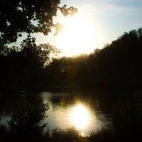 Озеро :: Вячеслав Ледяев