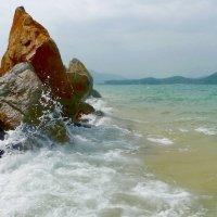 Волна и камни. :: Чария Зоя