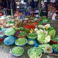 Рынок Чо Дам. :: Чария Зоя